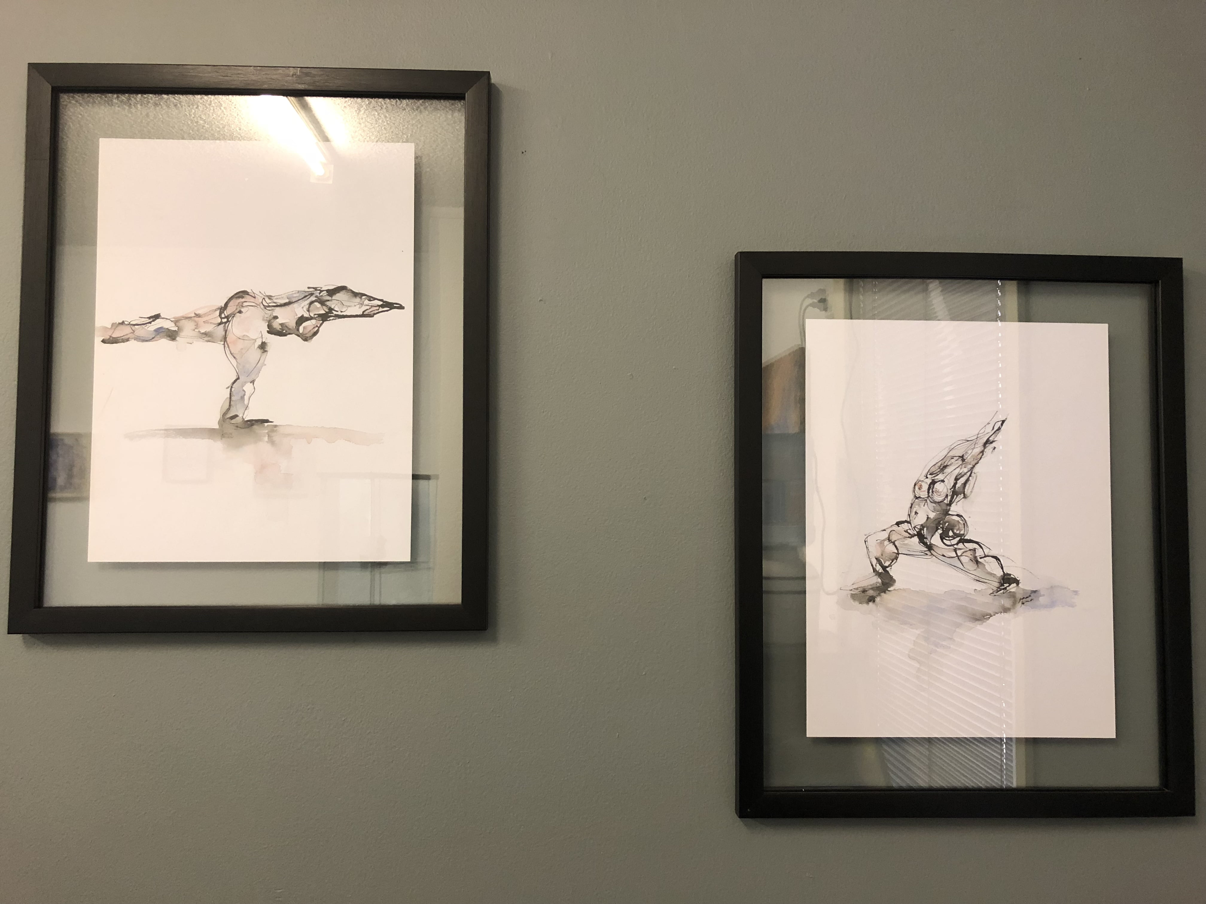 New Artwork at Back in Balance Chiropractic