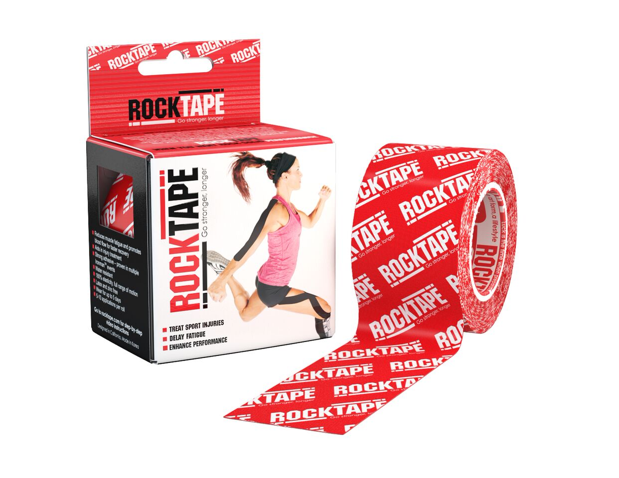 What is Kinesiology tape or Rock tape?